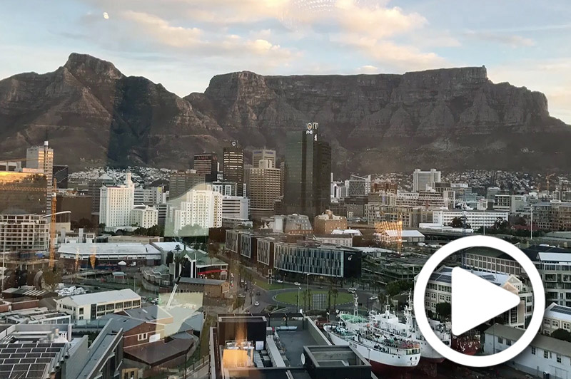cape town holiday in south africa