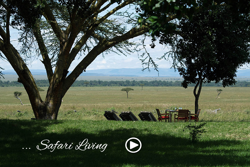 african safari lodges and camps